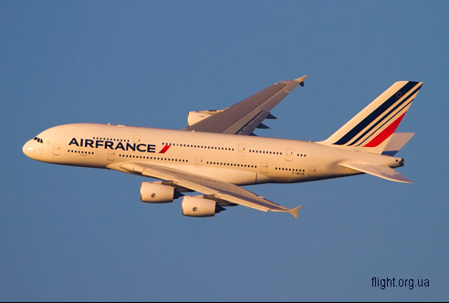 A380 Air France Superjumbo